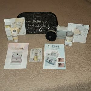 It Cosmetic bye bye pores with sample kit